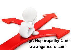 nefropatia por IgA: Quais são as alternativas à diálise e transplante ...