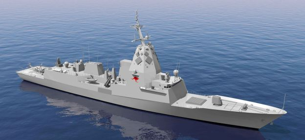 SEA 5000 Future Frigate program released to shortlisted designers: BAE Systems, Fincantieri and Navantia | Thai Military and Asian Region