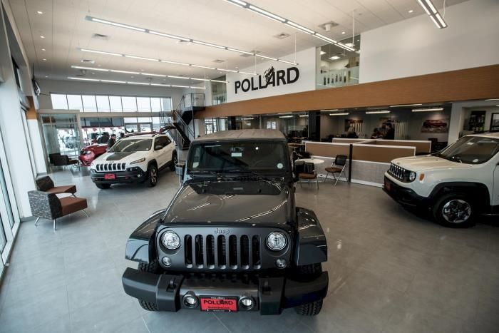Awesome Jeep Dealership Boulder