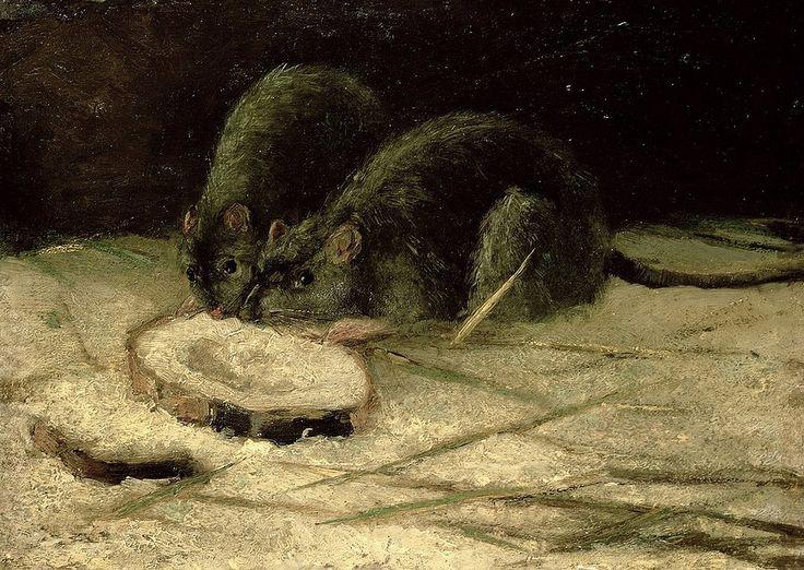 Van Gogh  Two rats