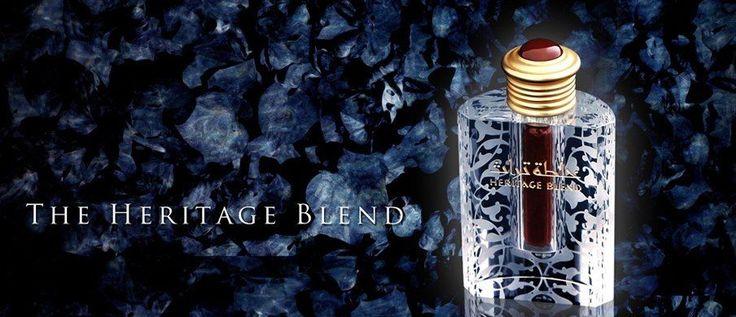 HERITAGE BLEND Perfume Oil 12ml Abdul Samad Al Qurashi ASAQ ASQ Thurath Rose Oud #AbdulSamadAlQurashiASQASAQ