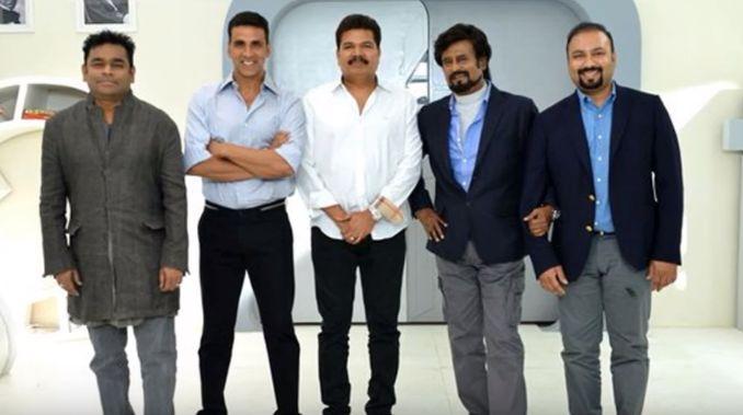 [Rajini Kanth] Enthiran 2 Movie Latest News & Updates