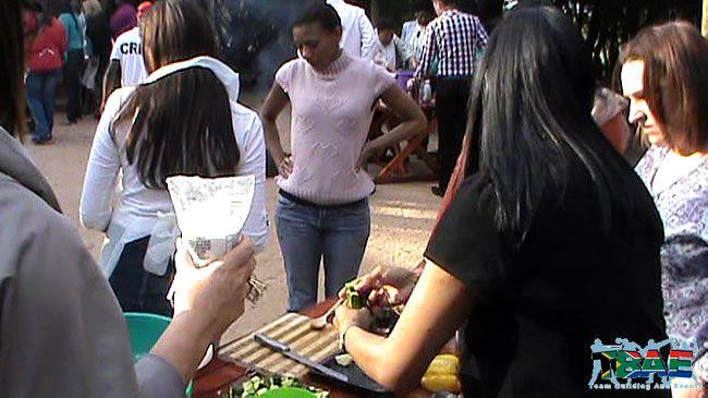 Edcon Group Team Building Event Muldersdrift Gauteng