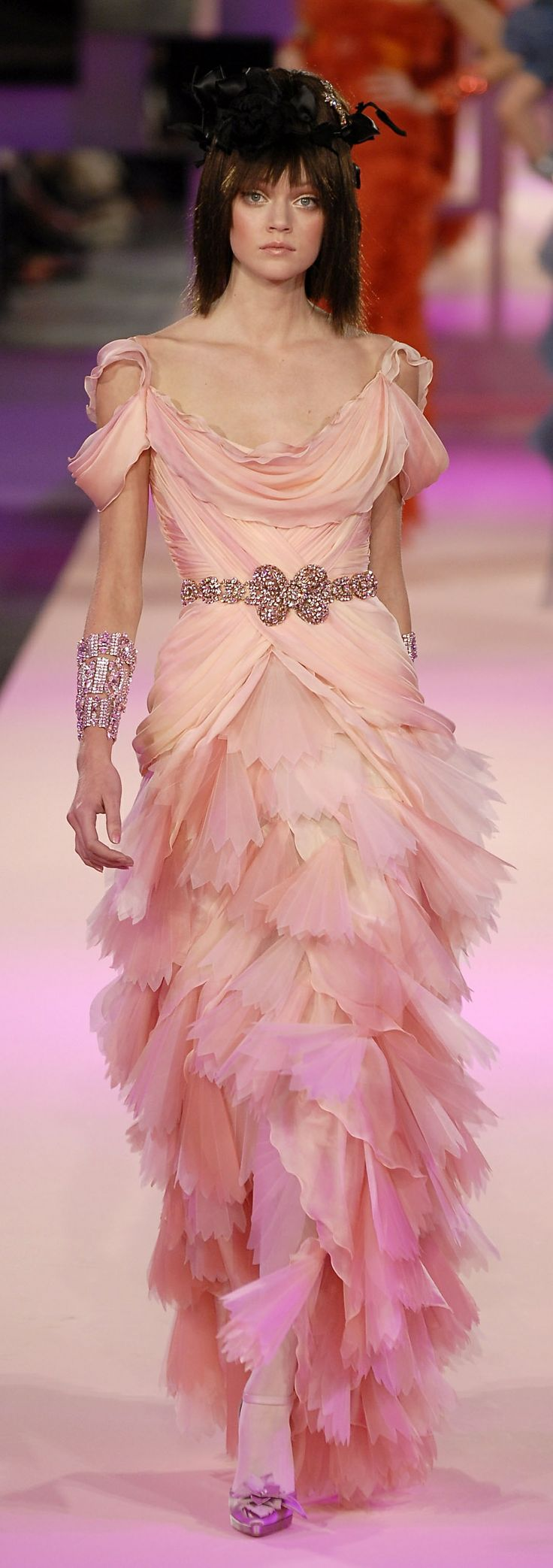 Christian Lacroix Haute Couture Spring 2007  V