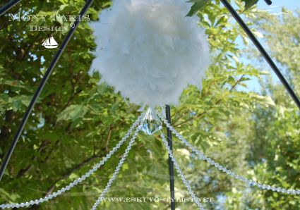 Tengerparti esküvő stílus, tengerész stílus, matróz stílus (szertartás díszítő elem)