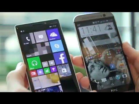 HTC One M8 vs Nokia Lumia 930 Comparison
