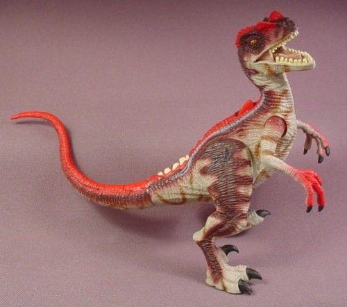 Jurassic Park 3 Velociraptor Toy Top 24 ideas about Jur...