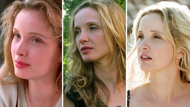 İşte Julie Delpy'nin canlandırdığı Celine karakterinin 9 yıl aralarla çekilen BEFORE serisindeki değişimi