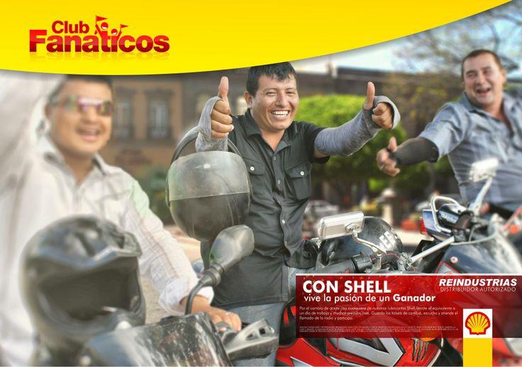 Club Fanáticos Shell (2012 - Neiva). - Colorama