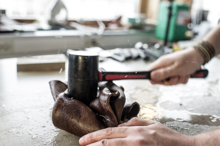 Wax. Stones. Hammers. Rage has a unique passion when it comes to refining nature's finest material.
