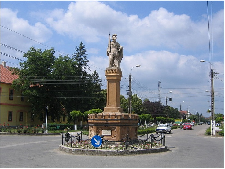Jimbolia, Romania..My Morher's Birthplace.  I loved Romania!!