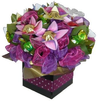 #chocolate bouquet