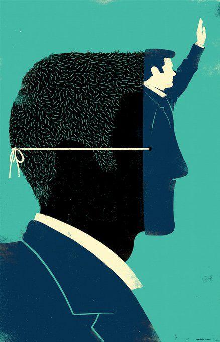Wondrous Illustrator Sébastien Thibault Check more at http://oddstuffmagazine.com/illustrator-sebastien-thibault.html