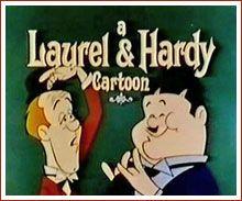 Laurel a Hardy - kreslený seriál