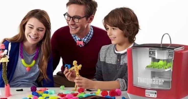 3d printing kids projects