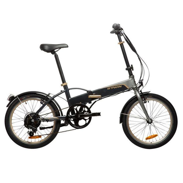 Bicycle Bicycle - HOPTOWN500 electric bike B'TWIN - Cycling - BTWIN