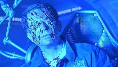Sam Neill as Dr. William Weir in Event Horizon.