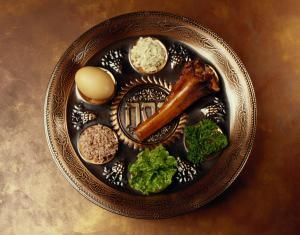 Seder Plate - Mitch Hrdlicka/Photodisc/Getty Images