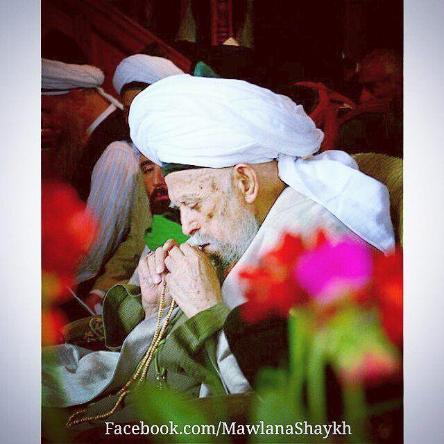 Muharram Mubarak! Click thru for a beautiful message.                          Shaykh Nazim Adil an-Naqshbandi          1 Muharram 1432   Lefke, Cyprus
