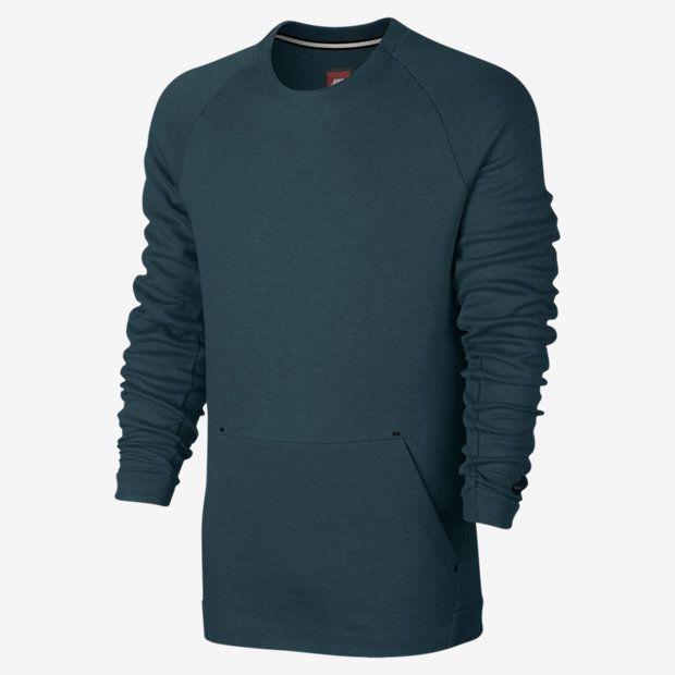 Nike Sportswear Tech Fleece Crew férfipulóver