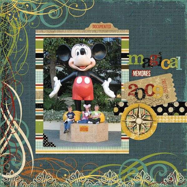 One of my most favorite Scrapbooking companies! Simple Stories!!!