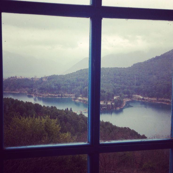 Doxa Lake, Korinthia Greece