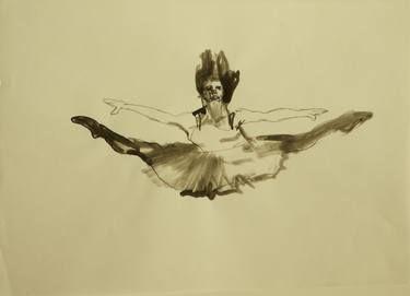 "Saatchi Art Artist Marta Zamarska; Drawing, ""Modern Dance XX"" #art"