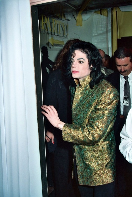 ♥ Michael Jackson ♥ - After party AM Records 1993