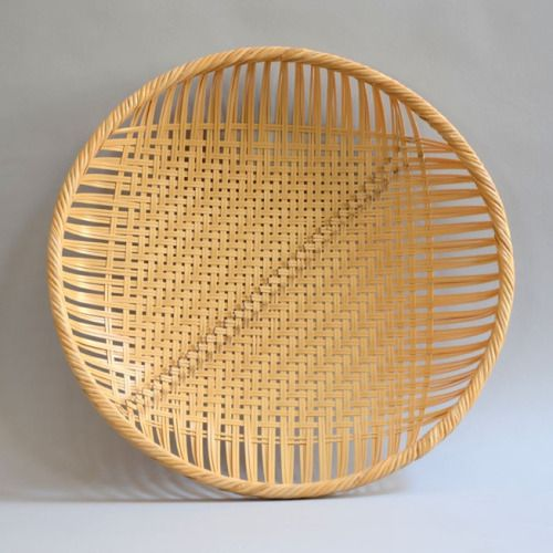 Basket Weaving With Bamboo : Best hexagon baskets images on