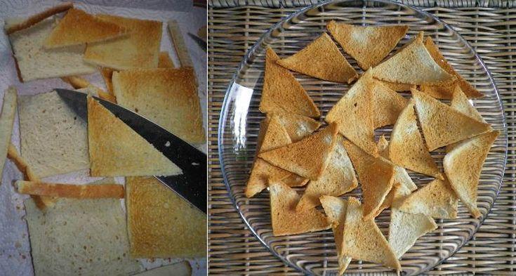 Tost Melba  -  Fügen Büke #yemekmutfak.com Tost melba Fransız mutfağına özgü, İtalyan mutfağında da kullanılan çok ince dilimlenmiş gevrek tost ekmekleridir. Salata ve çorbaların yanında veya sürülebilir peynir çeşitleri, pate, havyar, füme et gibi malzemeler üzerine konulur ve aperatif olarak yenilebilir ya da ordövr tabaklarının yanında servis edilebilir.