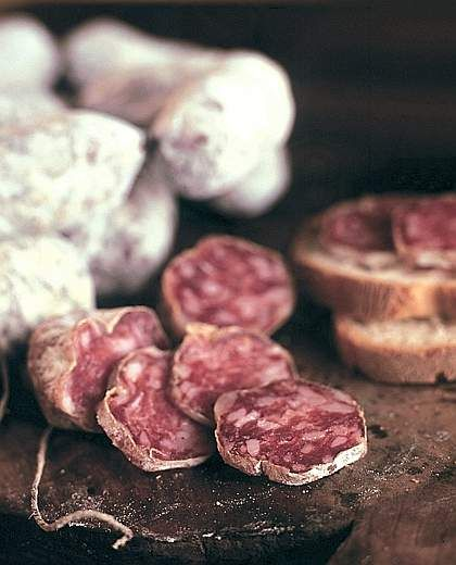 Italian salami | Lovely to start your Italian meal with!