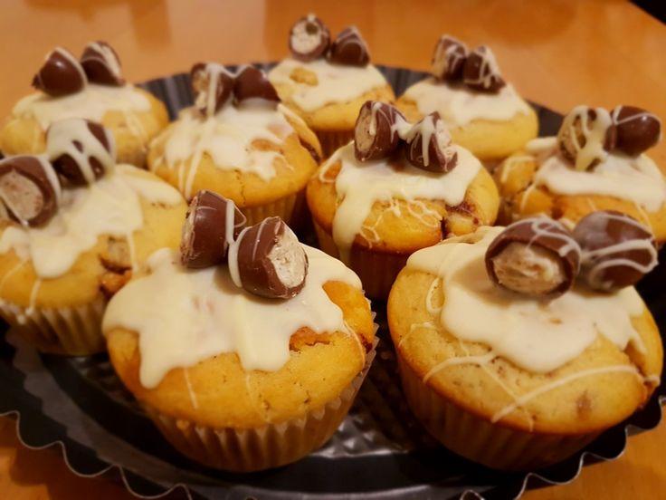 Kinderschokolade - Muffins, ein beliebtes Rezept aus der Kategorie Kuchen. Bewertungen: 264. Durchschnitt: Ø 4,5.