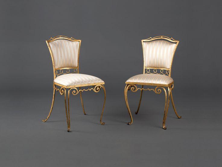Les 25 meilleures id es de la cat gorie chaises en fer for Chaise en fer forge