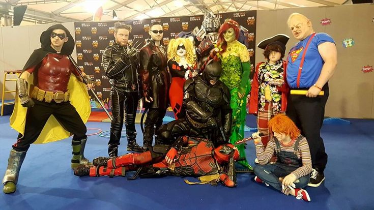 I think my Martha jokes had started to wear thin #wolverine #avengers #captainamerica #LOC_DownEvents #batman #ballyclaredeadpool #mcmcomiccon #mcm #mcmBFS17 #Deadpool #cosplay #belfast #marvel #dc #WomanWoman #ballyclare #spiderman #harleyquinn #chucky #Childs play #Martha #poison ivy #robin #goonies http://misstagram.com/ipost/1546991853378654022/?code=BV4BOTzDs9G