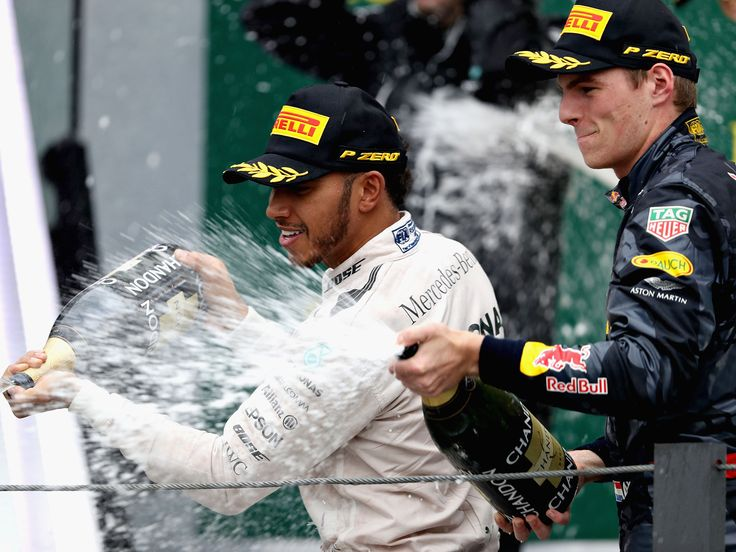 Brazil Grand Prix results: Lewis Hamilton closes gap but Max Verstappen steals the show #