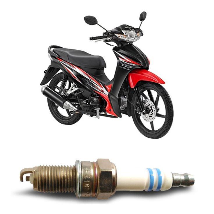 Bosch Busi Sepeda Motor Honda Revo UR4A130 Irridium - u/ Motor Merk yang Bagus dg Harga Murah  Kuat & Tahan Lama, Standard Pabrikan (OE like), Tidak Cepat Kering, Busi Berkualitas ORIGINAL dari BOSCH  http://klikonderdil.com/busi-motor/303-bosch-busi-sepeda-motor-honda-revo-ur4a130-irridium-u-motor-merk-yang-bagus-dg-harga-murah.html  #bosch #busi #busimotor #busiterbaik #hondarevo