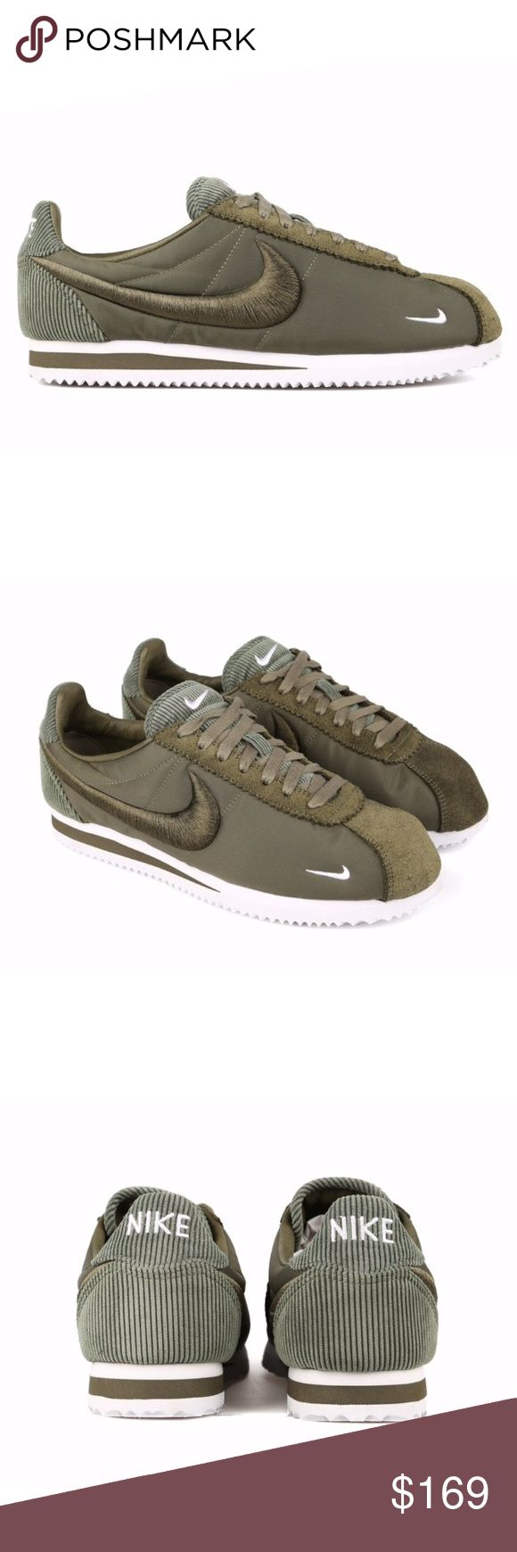 NIKE CLASSIC CORTEZ SP OLIVE GREEN WOMENS SIZE 8 Brand new without box. These are sold out everywhere. Nike Shoes Sneakers