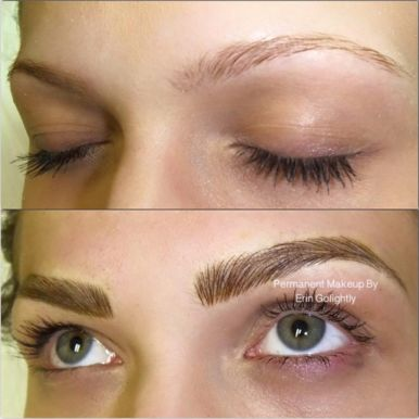 Permanent Makeup Microblading, Permanent Makeup Training - Permanent Makeup By Erin - Naperville, Il