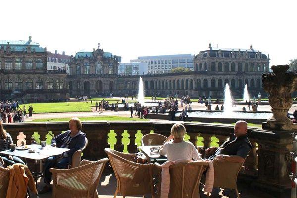 Alte Meister Cafe