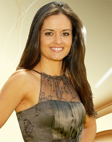 Danica Mackellar also known as Winnie Cooper from the ...