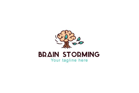Brain Storming by VecRas Creations on Creative Market