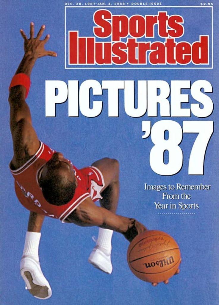 Michael Jordan's 50 SI Covers in 2020 Michael jordan