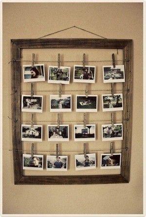 Cuadro vintage con fotos y broches. Contacto l https://nestorcarrarasrl.wordpress.com/e-commerce/ Néstor P. Carrara S.R.L l ¡En su 35° aniversario!: