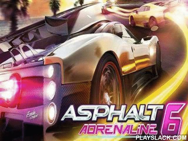 Asphalt 6 Adrenaline V1.3.3  Android Game - playslack.com , Asphalt 6 adrenaline - the champion races nowadays. On a choice there re more than forty versions of vehicles of guiding  makers of vehicles. select an automobile version to your sensation and choice, wield it in outbuilding, and go on roadway races. Feel joy of races more than before in the brand-new successions of Asphalt. You can challenge with buddies in an online mean and in a local multiplayer mean for 6 players. emergence in…