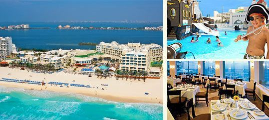 awesome Cancun Mexico All-Inclusive Resort Vacation Gran Caribe Real Family Kids Free!! Check more at https://aeoffers.com/product/travel/cancun-mexico-all-inclusive-resort-vacation-gran-caribe-real-family-kids-free/
