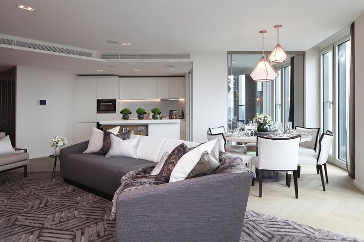 9 Neutral Modern Sofas In Elegant Interiors By Rachel Winham   Living Room Set. Sectional Sofa. #modernsofas #sectionalsofa #livingroomideas Read more: http://modernsofas.eu/2016/11/07/neutral-modern-sofas-elegant-interiors-rachel-winham/
