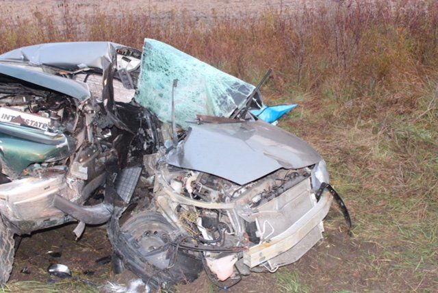 Photos of Fatal Ionia Crash Show Tragic Aftermath | Other