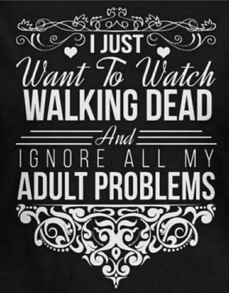 The Walking Dead ..ENOUGH SAID!