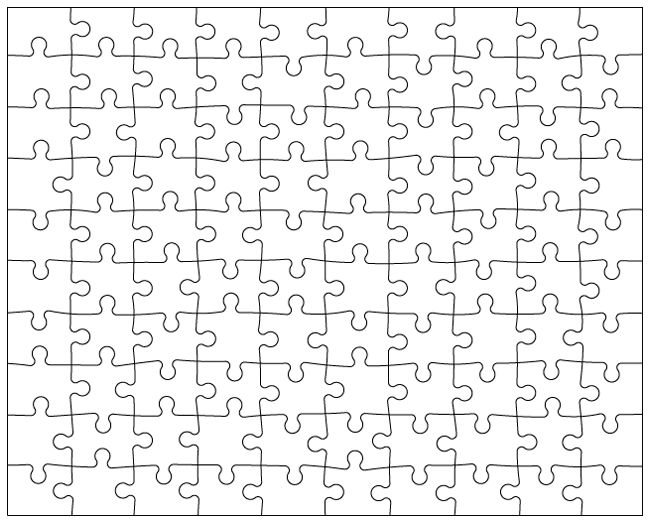 Puzzle Creator = Upload a picture and create a 100 piece puzzle for student groups to assemble on the 100th Day