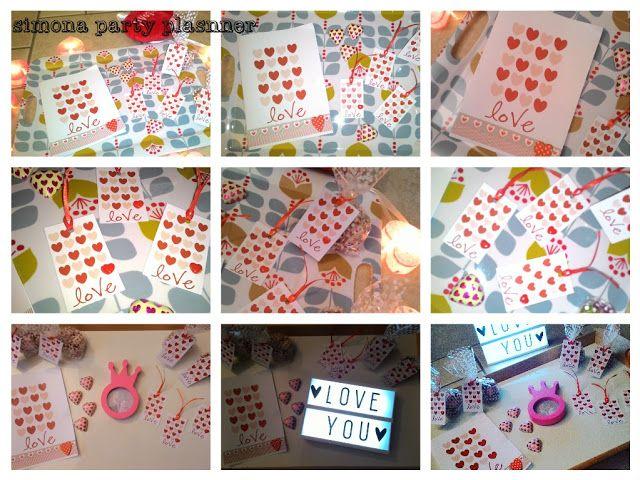 valentine's day: LOVE YOU